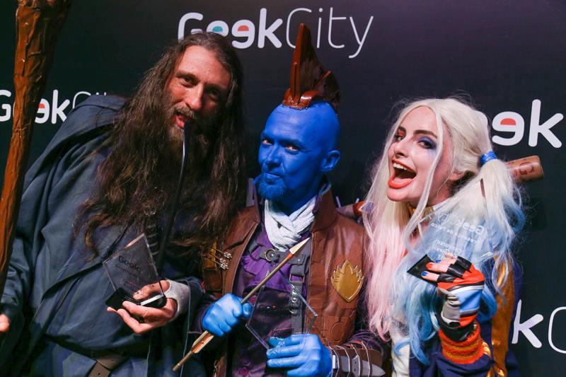 GeekCity Artistas