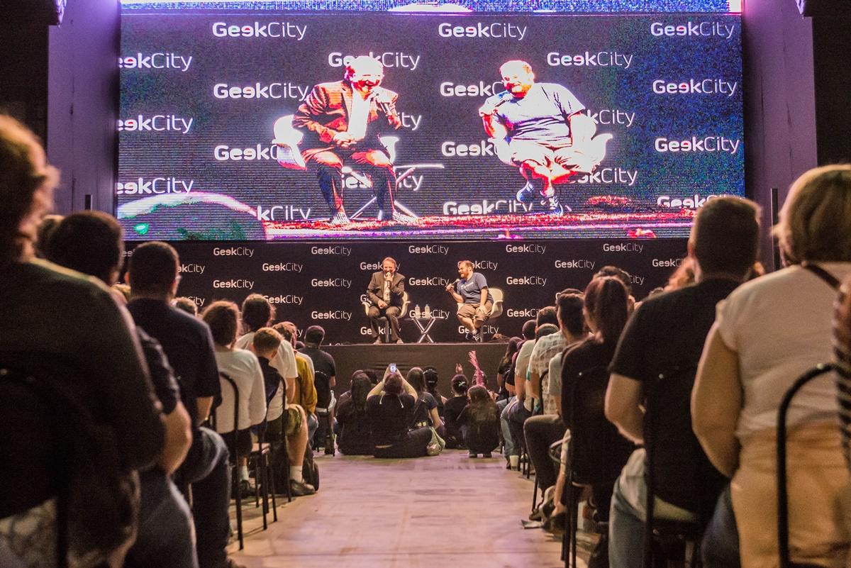 Geek City Main Stage