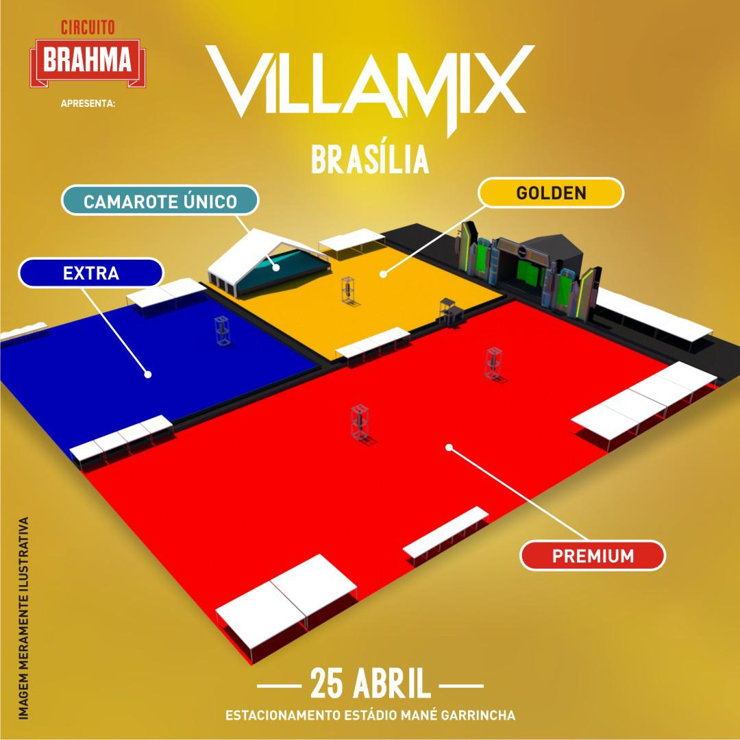 Villa Mix Brasília