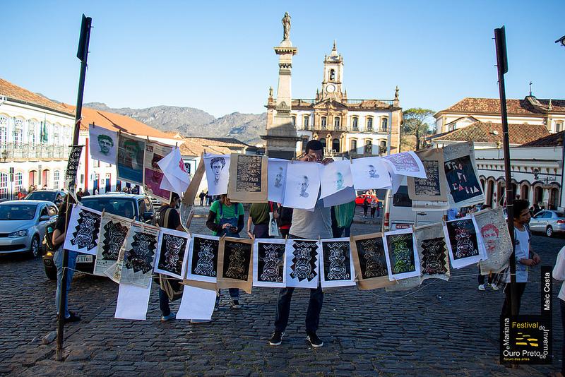 Festival de Inverno em Ouro Preto
