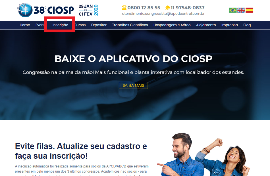 site ciosp