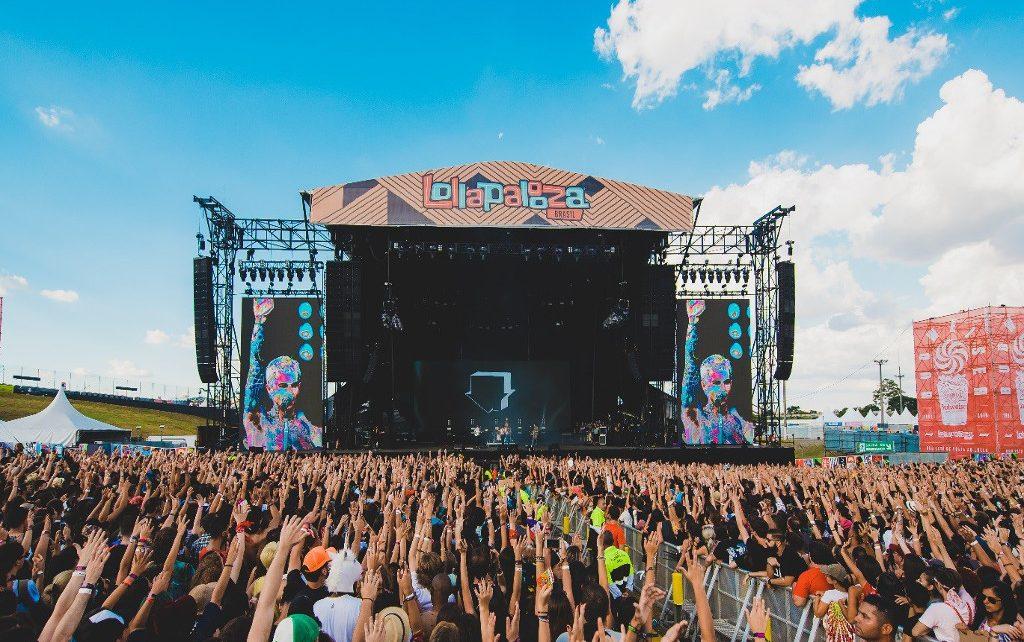 festival lollapalooza 2020