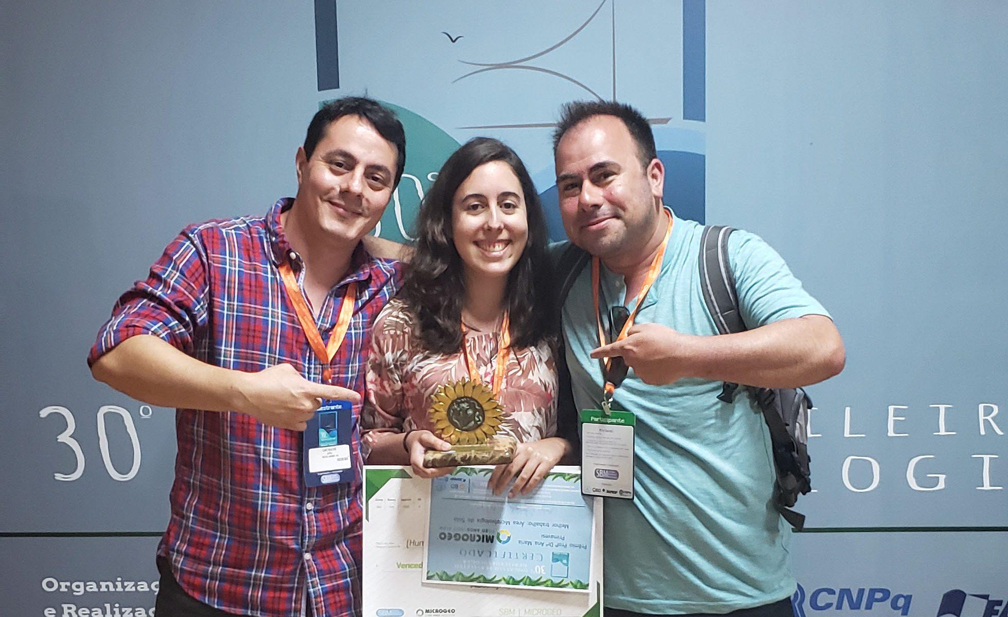 Congresso Brasileiro de Microbiologia