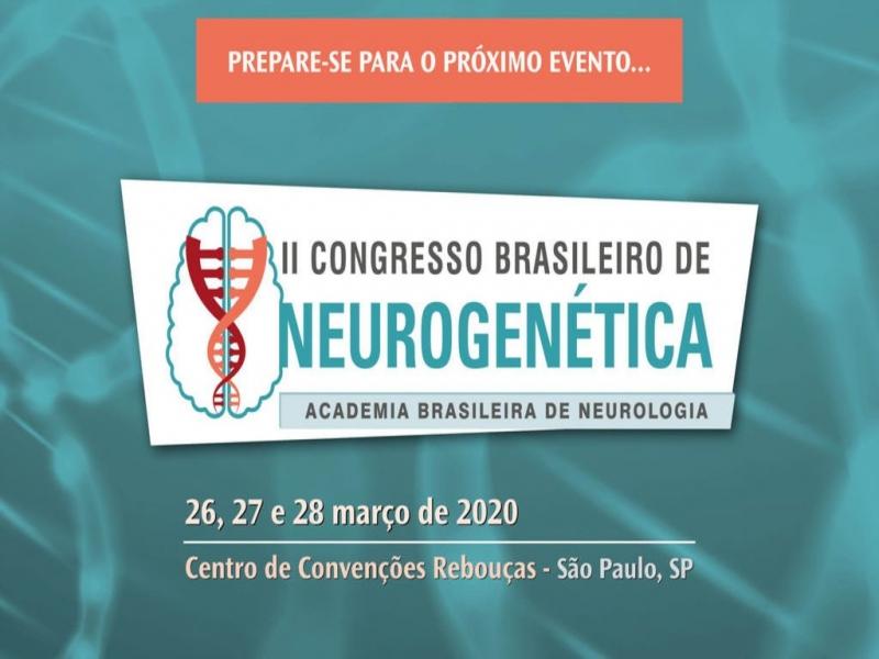 Congresso Brasileiro de Neurologia 2020