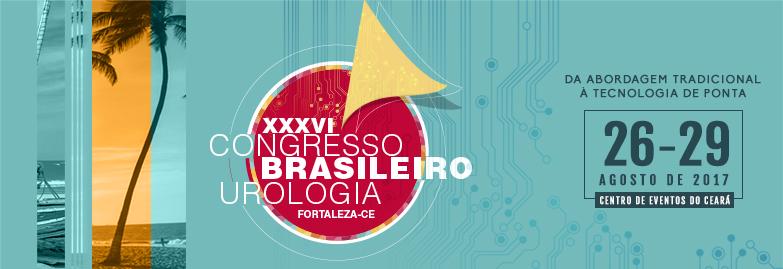 Data Congresso Brasileiro de Urologia 2020