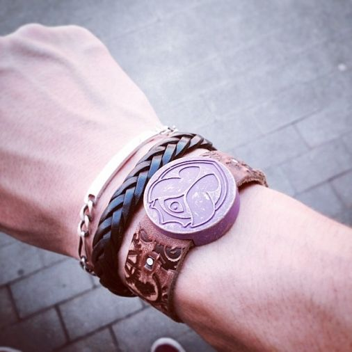 Pulseira Tomorrowland