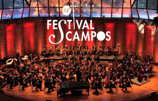 Festival de Inverno Campos do Jordão