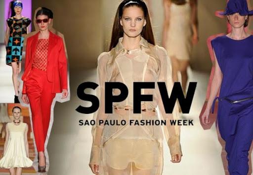 São Paulo Fashion Week evento