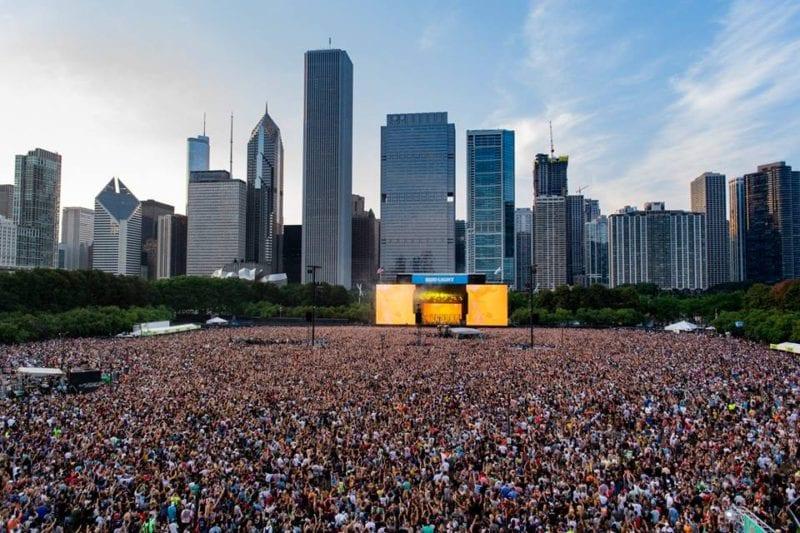 Lollapalooza Eventos