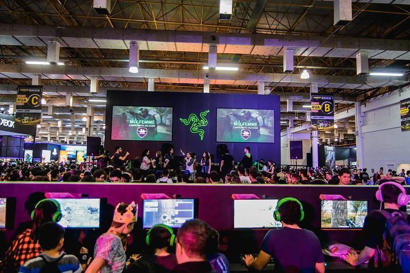 Brasil Game Show Programação
