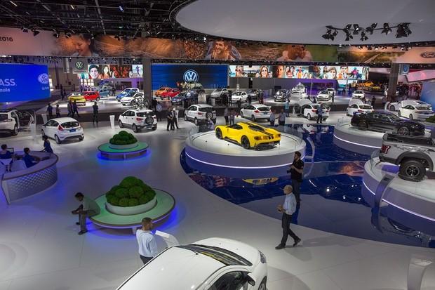 Salão do Automóvel SP 2021
