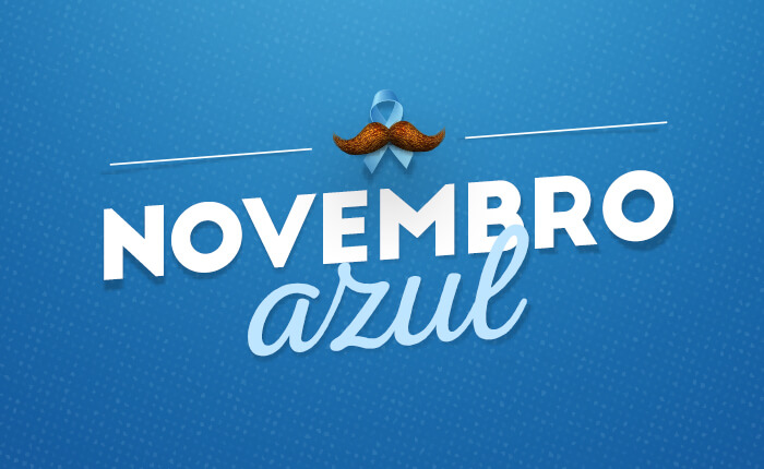 novembro azul campanha